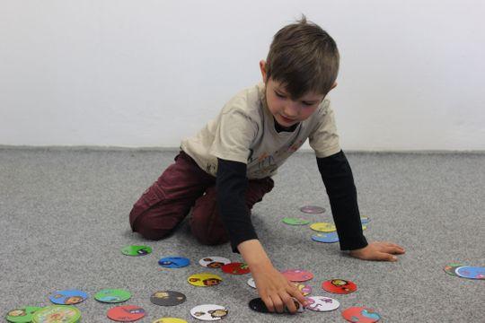 Samíkovy hračky 2: GRABOLO