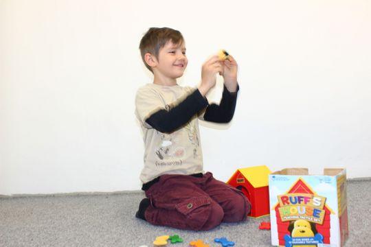 Samíkovy hračky 1: RUFF´S HOUSE
