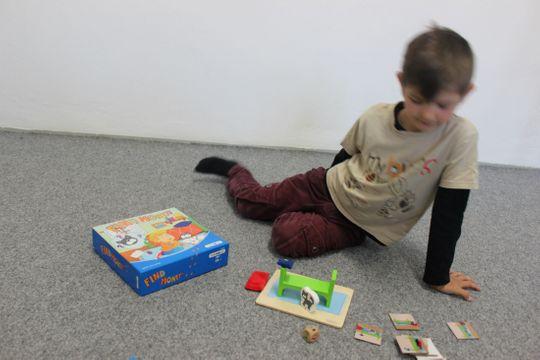 Samíkovy hračky 3: FIND MONTY